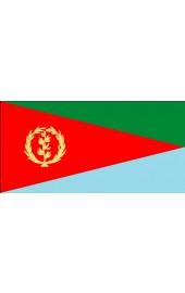 Eritrea Flagge