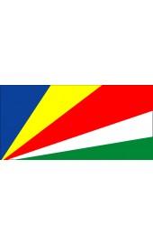 Seychellen Flagge