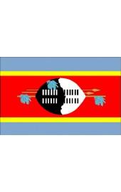 Swaziland Flagge