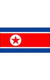 Nordkorea Flagge