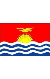 Kiribati Flagge