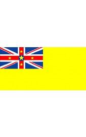 Niue Flagge