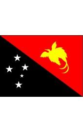 Papua-Neuguinea Flagge