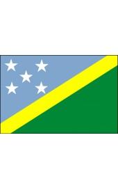 Salamon-Inseln Flagge