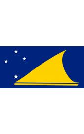 Tokelau Flagge