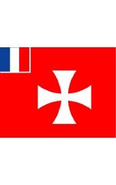 Uvéa Flagge
