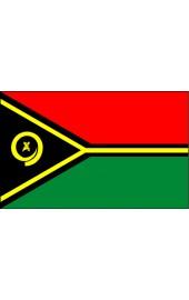 Vanuatu Flagge