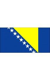Bosnien und Herzegowina Flagge
