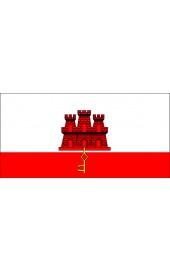 Gibraltar Flagge