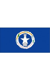 Nördliche Marianen szigetek Flagge