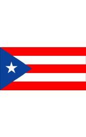 Puerto Rico Flagge