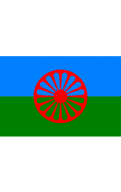 Roma fahne