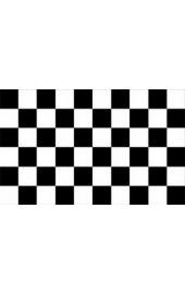 Karierte Flagge