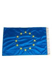 Gestickte EU fahnen