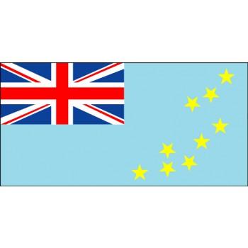 Tuvalu Flagge