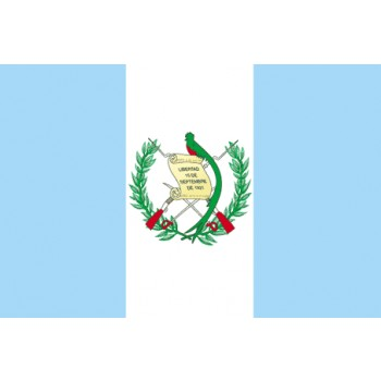 Guatemala Flagge