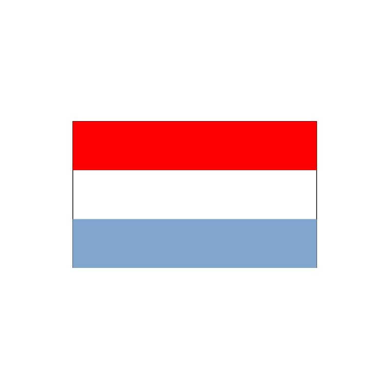 Luxemburg Nationalfahne
